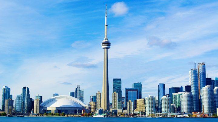 Toronto Skyline Picture