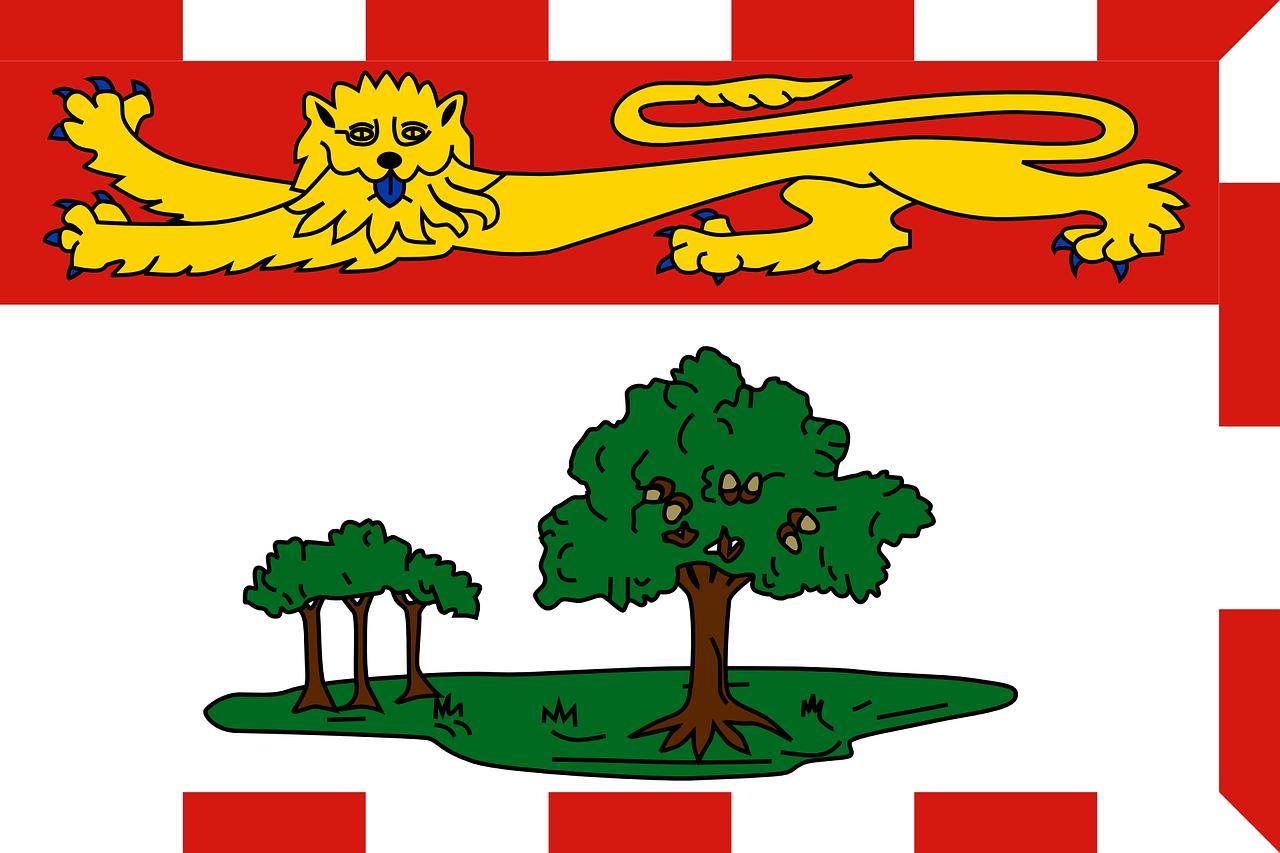 Provincial Flag of Prince Edward Island